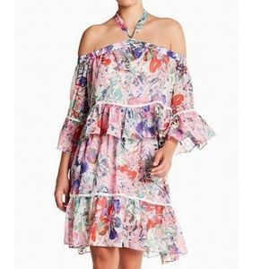 NWT Rachel Roy floral dress